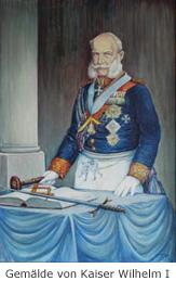 Gemälde von Wilhelm I